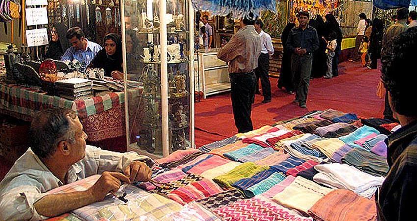 دوازدهمین نمایشگاه سراسری صنایع دستی و هنرهای سنتی در شیراز برگزار می شود