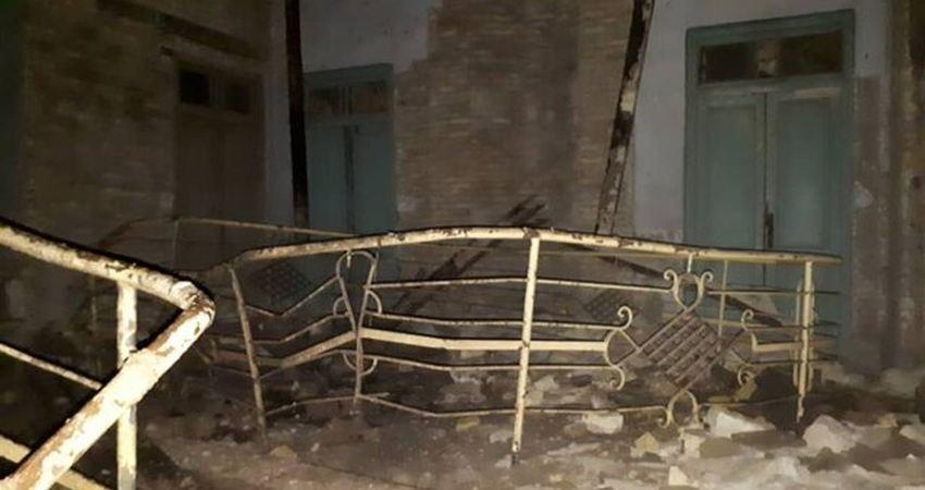 سیل به ۶ بنای تاریخی اهواز خسارت وارد کرد
