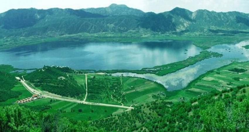 دریاچه ای که مامور محافظت از گنجی پنهان است