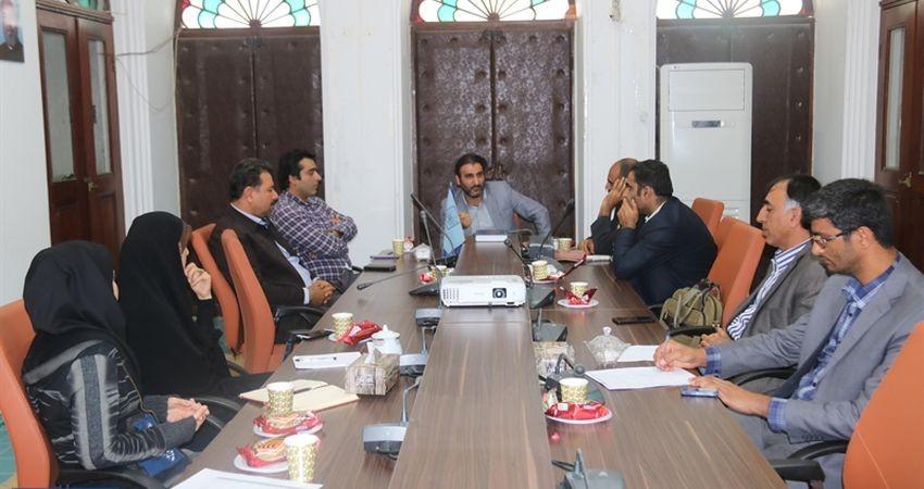 برگزاری دوره آموزشی مبانی فرهنگ و اکوتوریسم در بوشهر