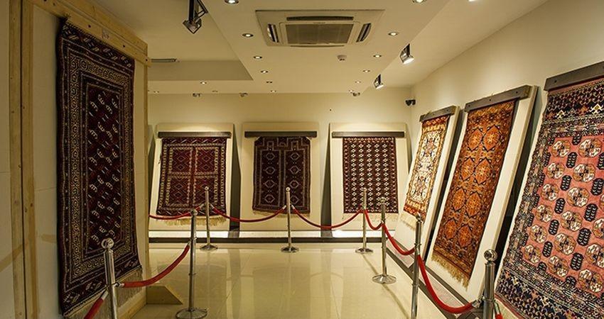 موزه فرش گنبدکاووس، سفر به تاروپود رنگی سنت ها
