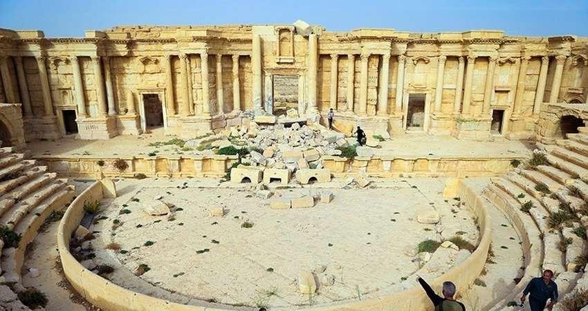 بازدید مجازی از شهرهای تاریخی جنگ زده
