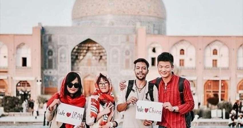 غم جهان از خانه نشینی گردشگران چینی!