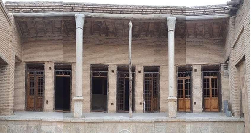 مرمت قلعه باجول در الیگودرز آغاز شد
