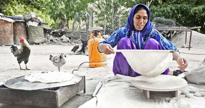 توانمندسازی زنان روستایی و عشایری با صنایع دستی