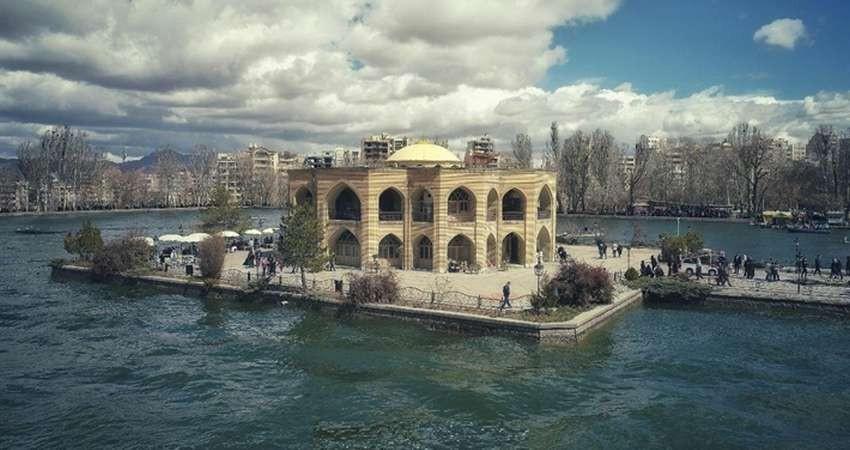 استخر و باغ شاه گولی تبریز در راه ثبت جهانی