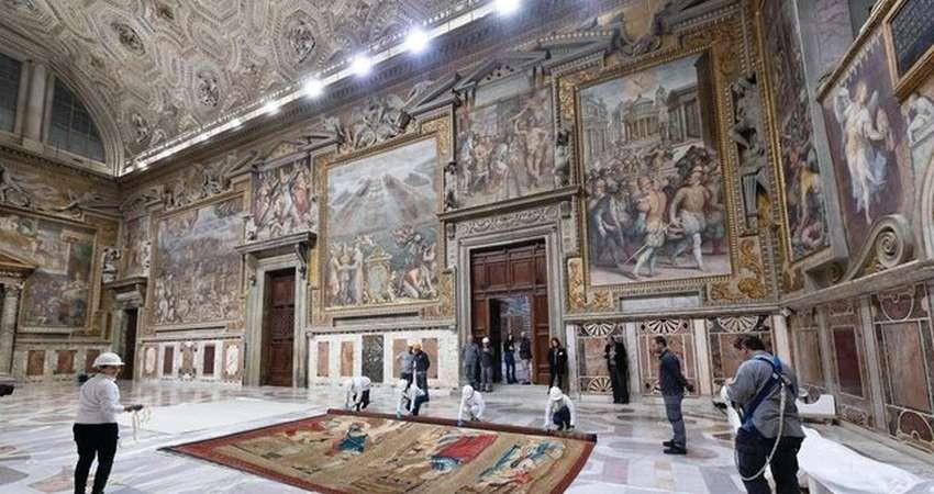 برپایی نمایشگاهی کم نظیر از هنرمندان بزرگ ایتالیا