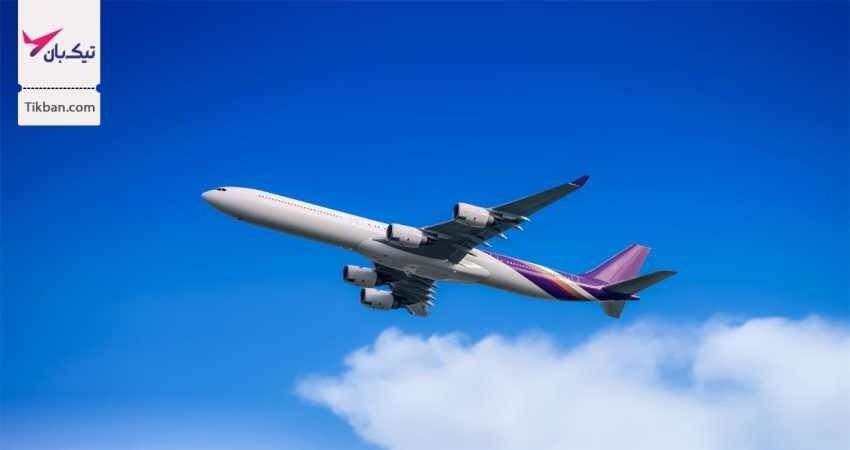 چرا هواپیما سقوط می کند؟