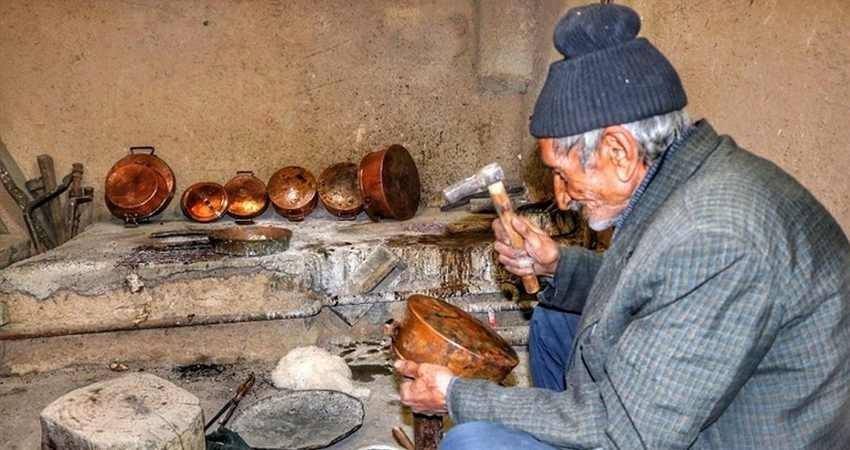 روایتی از یک میراث ناملموس خراسان شمالی