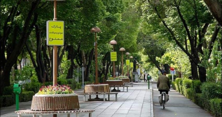 هویت جدید خیابان تاریخی«چهارباغ عباسی» اصفهان