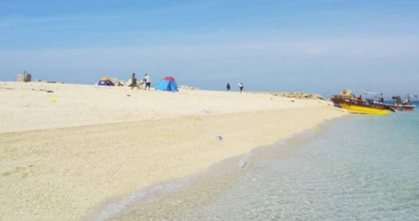 برپا کردن کمپ در جزیره خارکو ممنوع است