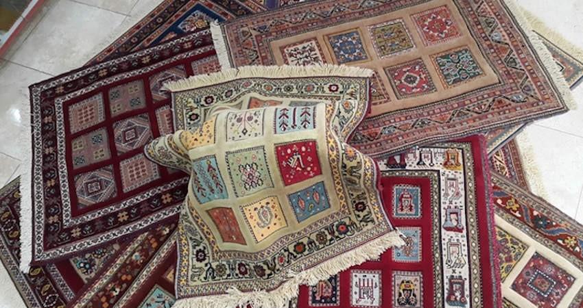 خرید و عرضه تولیدات دستباف عشایر شمال هرمزگان