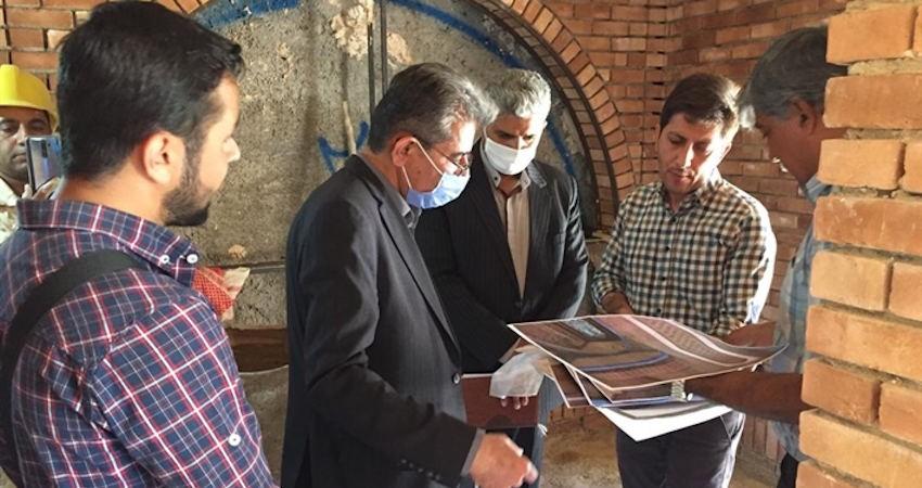 خانه خاتم شیراز احداث میشود