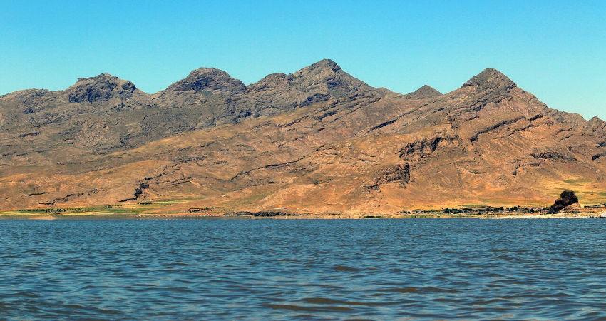 حال دریاچه ارومیه با وجود تبخیر بالا همچنان مساعد است