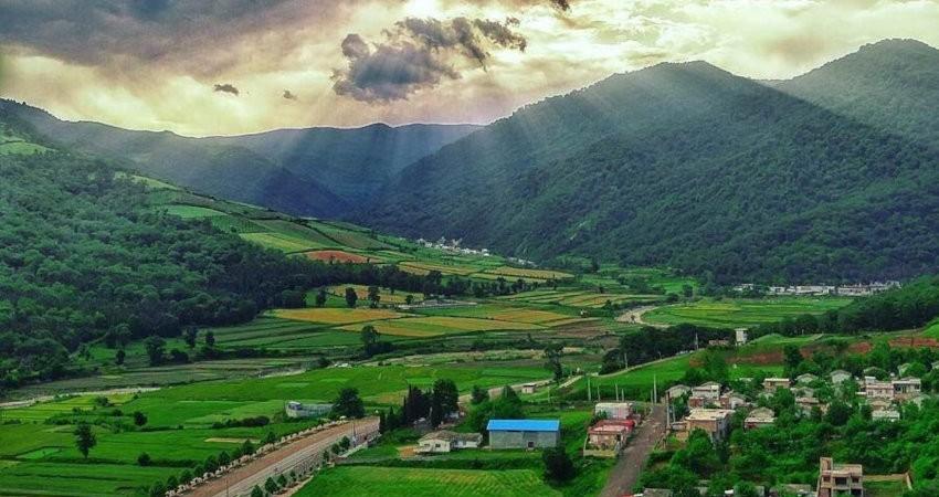 آمار سفر در خرداد و شلوغی مازندران