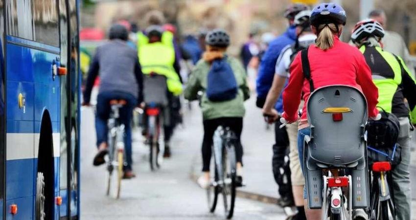 چند پیشنهاد برای دوچرخه سواری ایمن