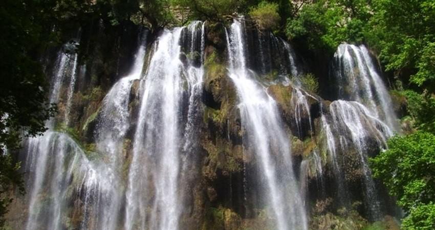 آبشار زردلیمه، نگین آبشارهای چهارمحال و بختیاری
