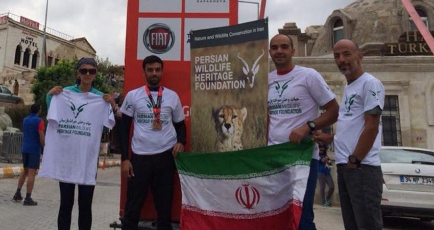 دوی کوهستان برای حمایت از حیات وحش و طبیعت ایران