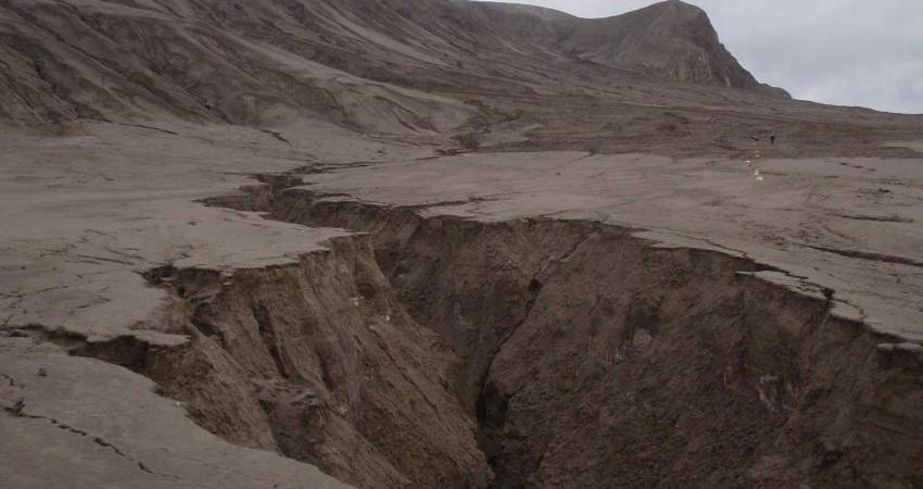 ایران به سمت افزایش کانون های بیابانی و فرسایش خاک حرکت می کند