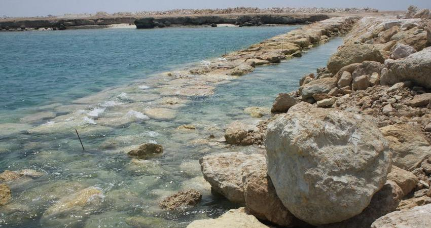 تخریب زیستگاه مرجانی جزیره هندورابی