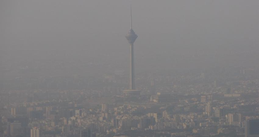 پدیده وارونگی طی دو روز آینده در تهران