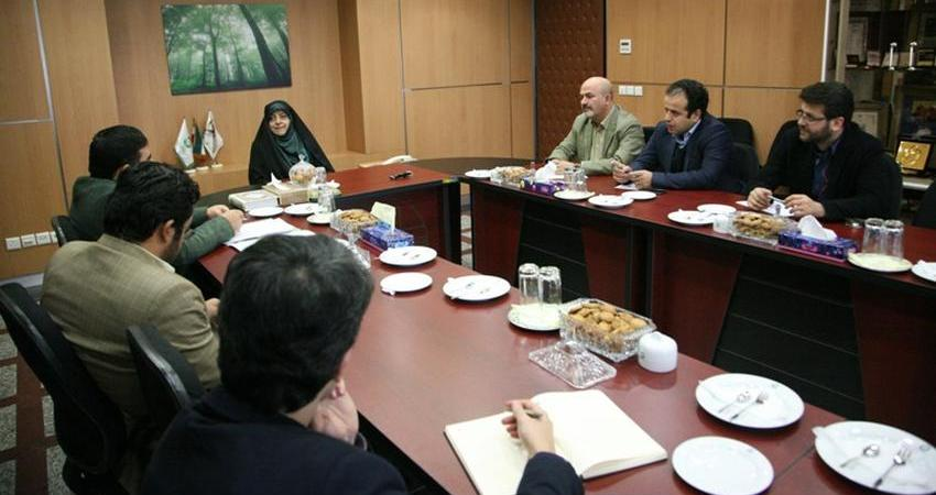 دیدار معاون امور جوانان وزارت ورزش و جوانان با ابتکار