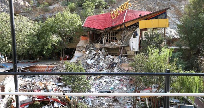 اعمال جریمه سنگین و تخریب بنا، راهکار جلوگیری از ساخت و ساز در حریم رودخانه