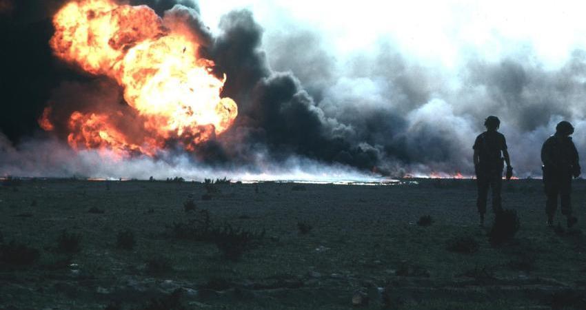 آسیب های جنگ های امروز به محیط زیستنسل آینده