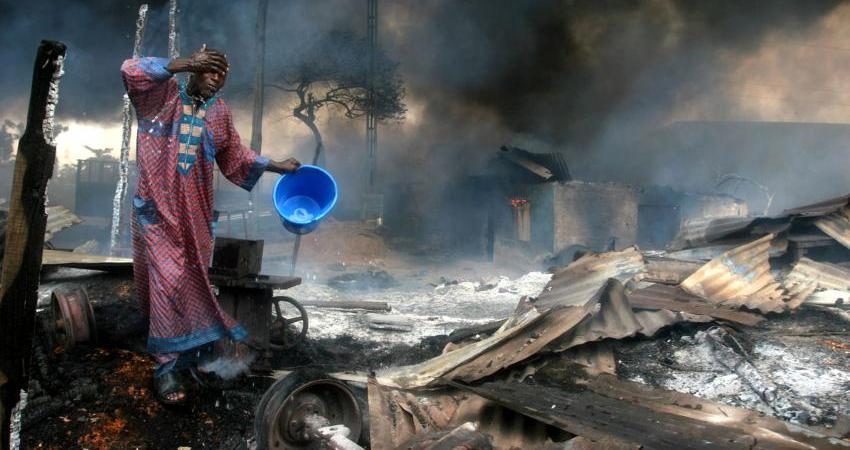 روز جهانی مقابله با آثار جنگ و درگیری های مسلحانه بر محیط زیست
