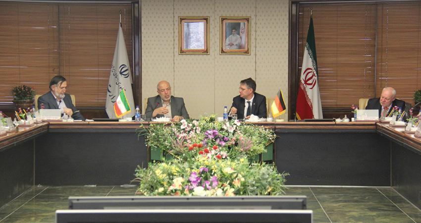 همکاری ایران و آلمان در برنامه ریزی کلان زیست محیطی