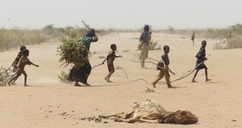 گرمایش جهانی و افزوده شدن 100 میلیون فقیر تا سال 2030