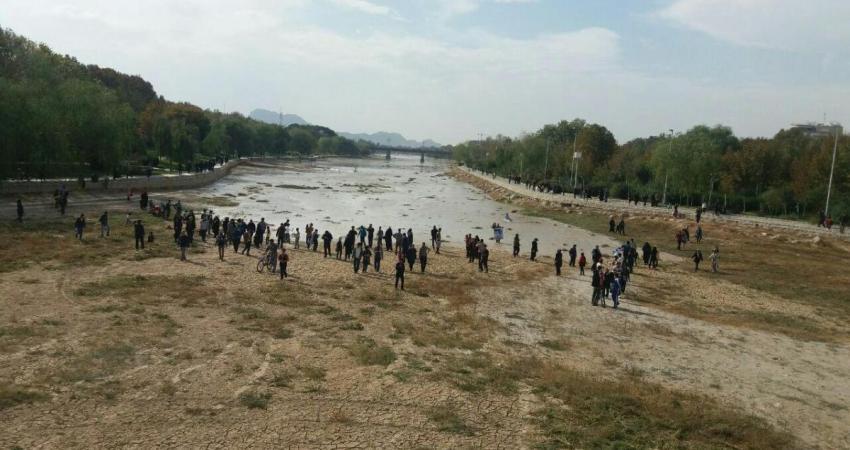 سهم زاینده رود در نشاط اجتماعی اصفهان