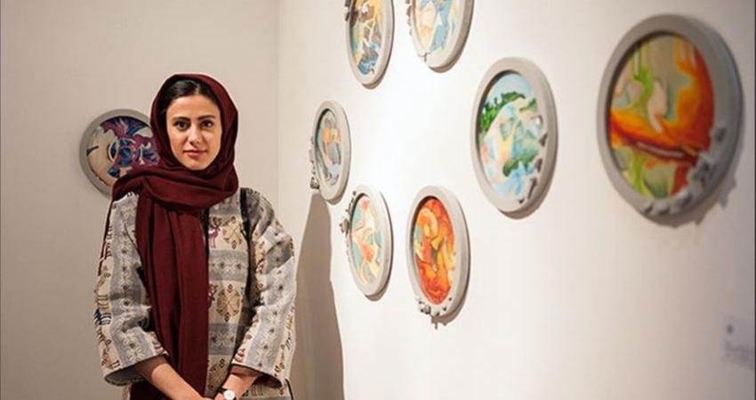آثار هنرمندان 12 کشور جهان با موضوع محیط زیست