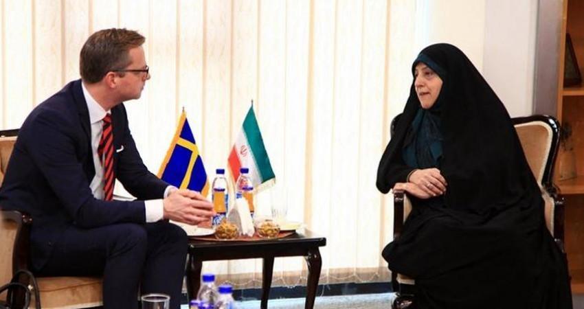 اعلام آمادگی سوئد برای همکاری های زیست محیطی با ایران