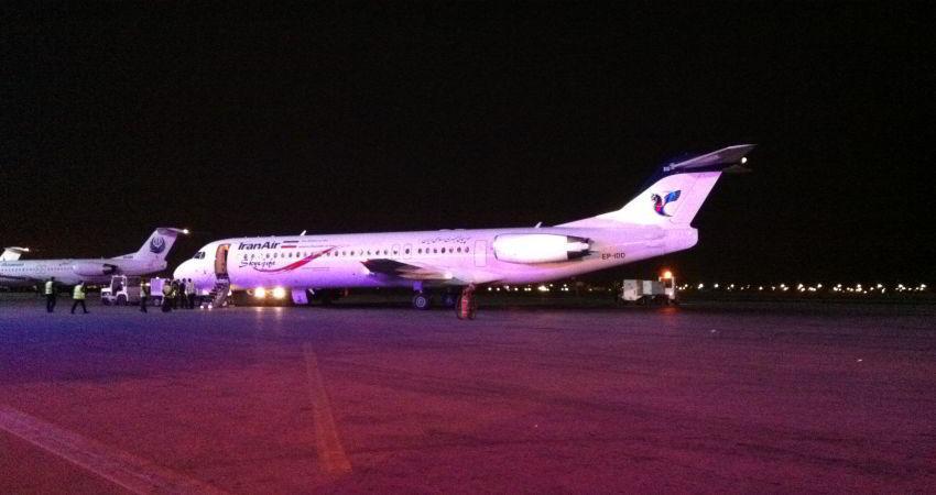 مهارت خلبان جان 90 مسافر تهران به رشت را نجات داد