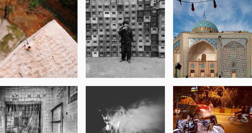 IRAN360، رویداد عکاسی با موبایل سونی