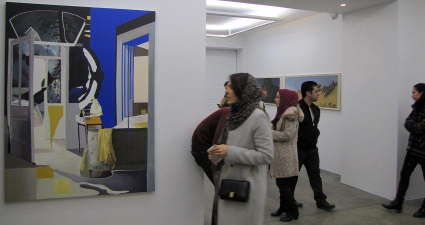 گالری گردی؛ نمودی از رشد فرهنگ در جامعه