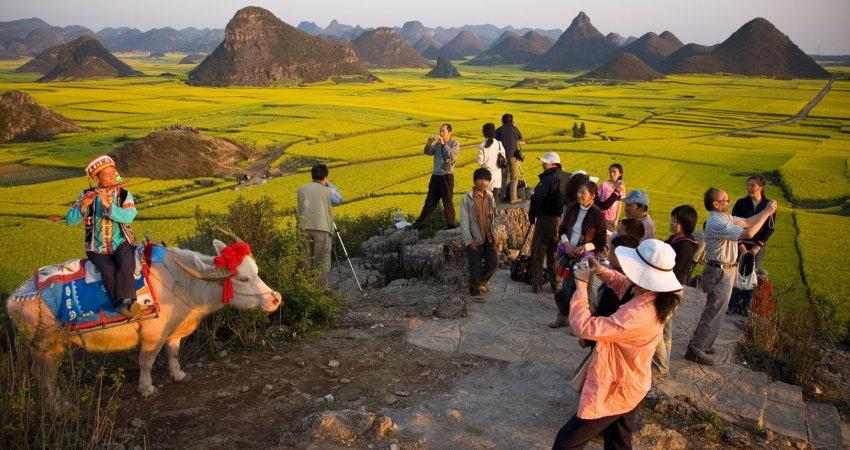 گردشگری موفق تمرکز بر چالش های منطقه