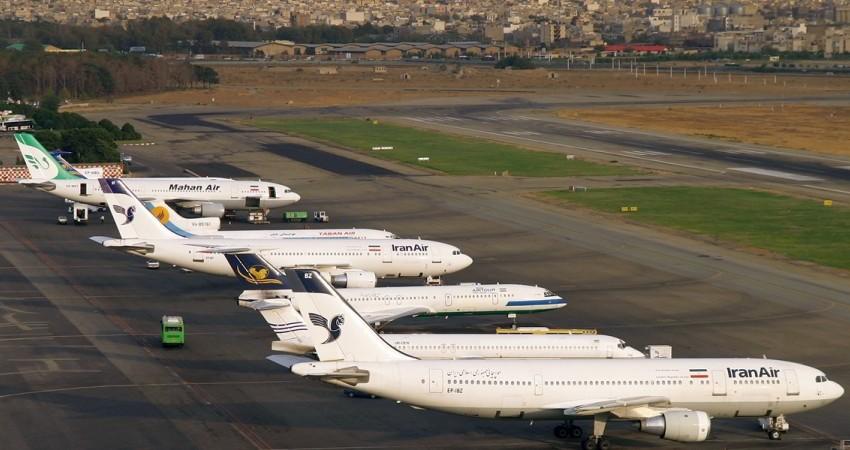 قطع خدمات فرودگاهی به ایرلاین های بدحساب
