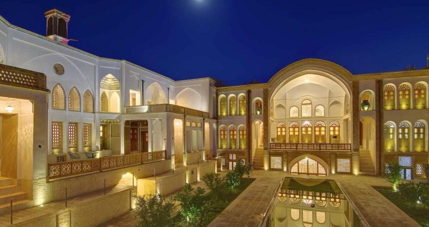 تاریخی ترین هتل های ایران کدامند؟