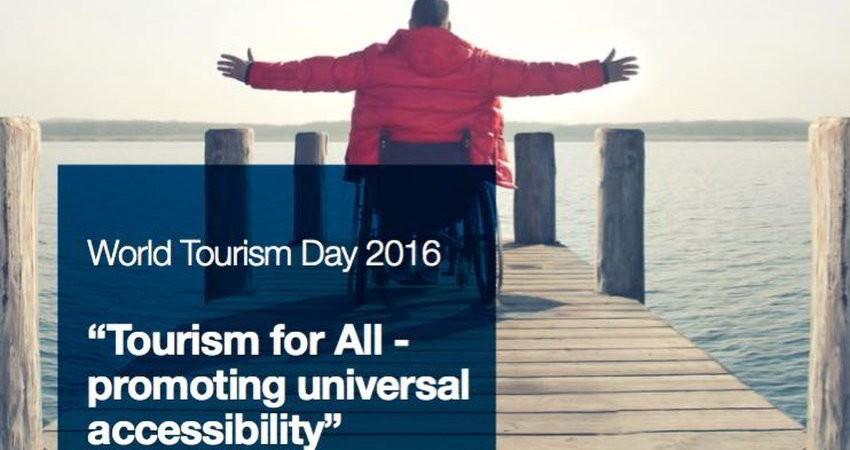 کمپین پذیرایی رایگان از معلولان در روز جهانی گردشگری