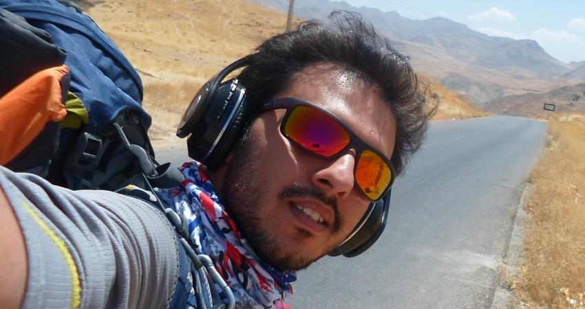 ایرانگردی با پای پیاده