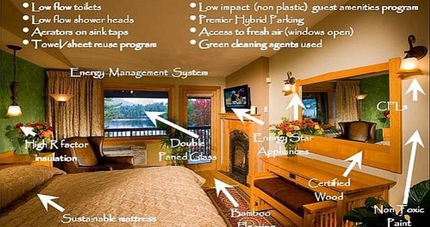 آیا سبز شدن به سود هتل ها است؟