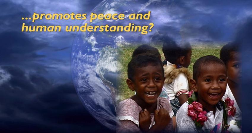 توسعه دانش محور گردشگری، زمینه ساز برقراری صلح در مقصدها