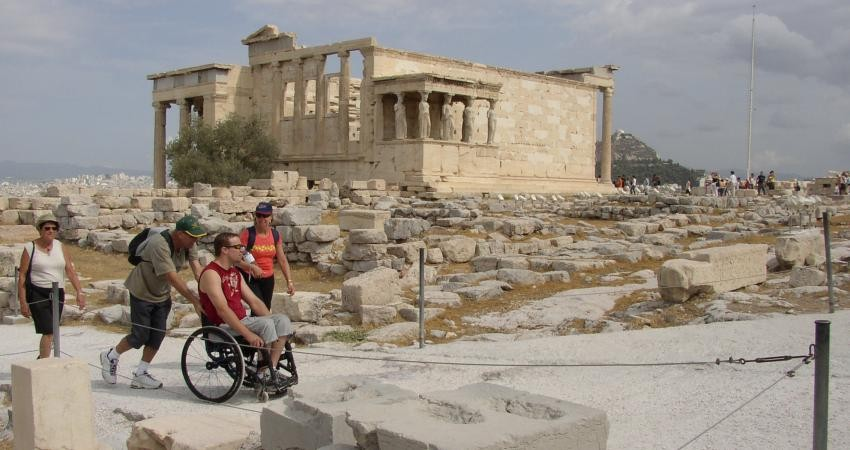 """""""دسترسی"""" کلید لذت از گردشگری برای افراد دارای معلولیت"""