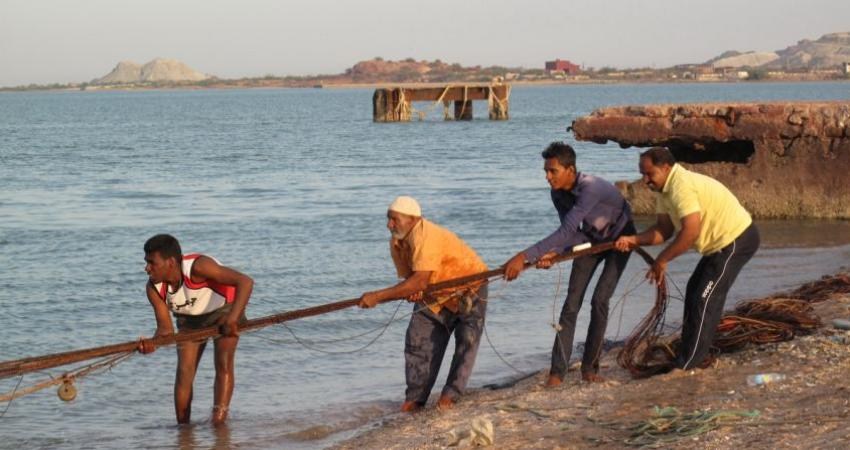 شش ماه روی دریا برای مطالعه اکوسیستم های ساحلی-دریایی و دانش بومی جوامع ساحلی خلیج فارس و دریای عمان