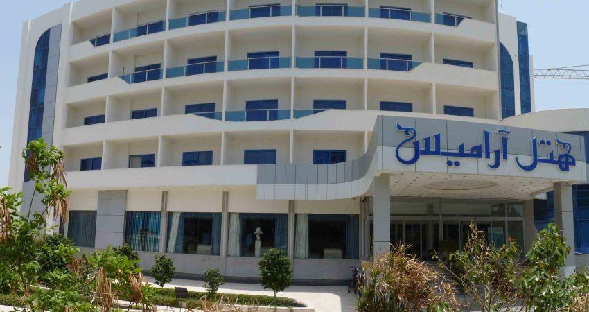 هتل های کیش با ستاره هایی خیالی