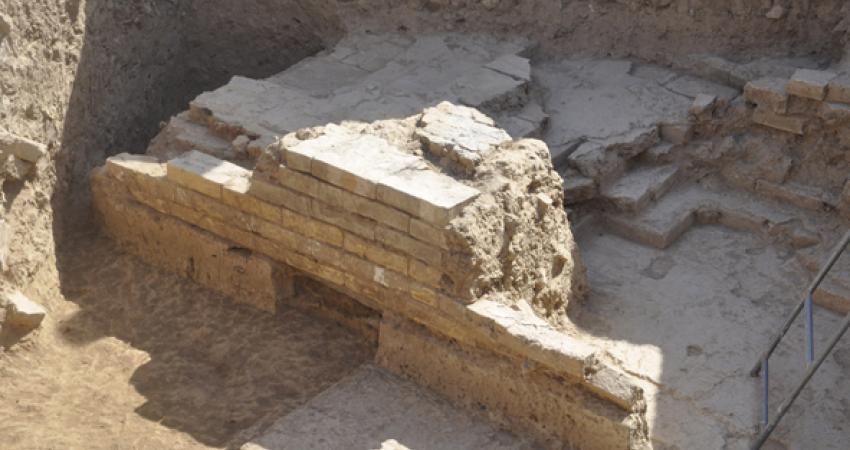 کشف 4 کتبیه بابلی در نزدیکی تخت جمشید