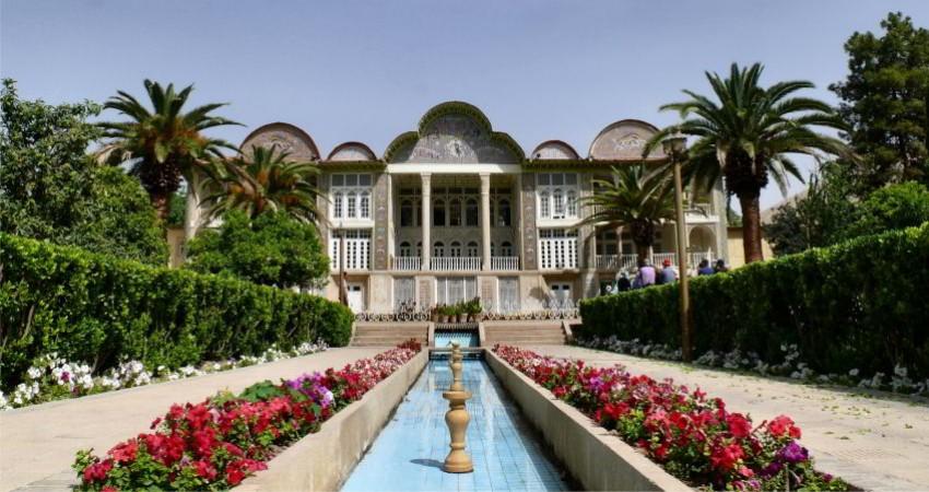 جست و جو برای کشف باغ های مجلل ایران ابدی