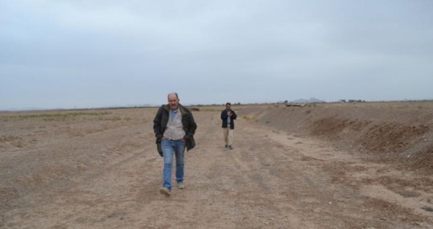 توسط تیم کاوش مشترک باستان شناسی ایران و ایتالیا مورد بازدید قرار گرفت